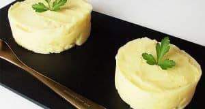puré de patata light