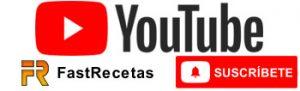 Banner YouTube FastRecetas